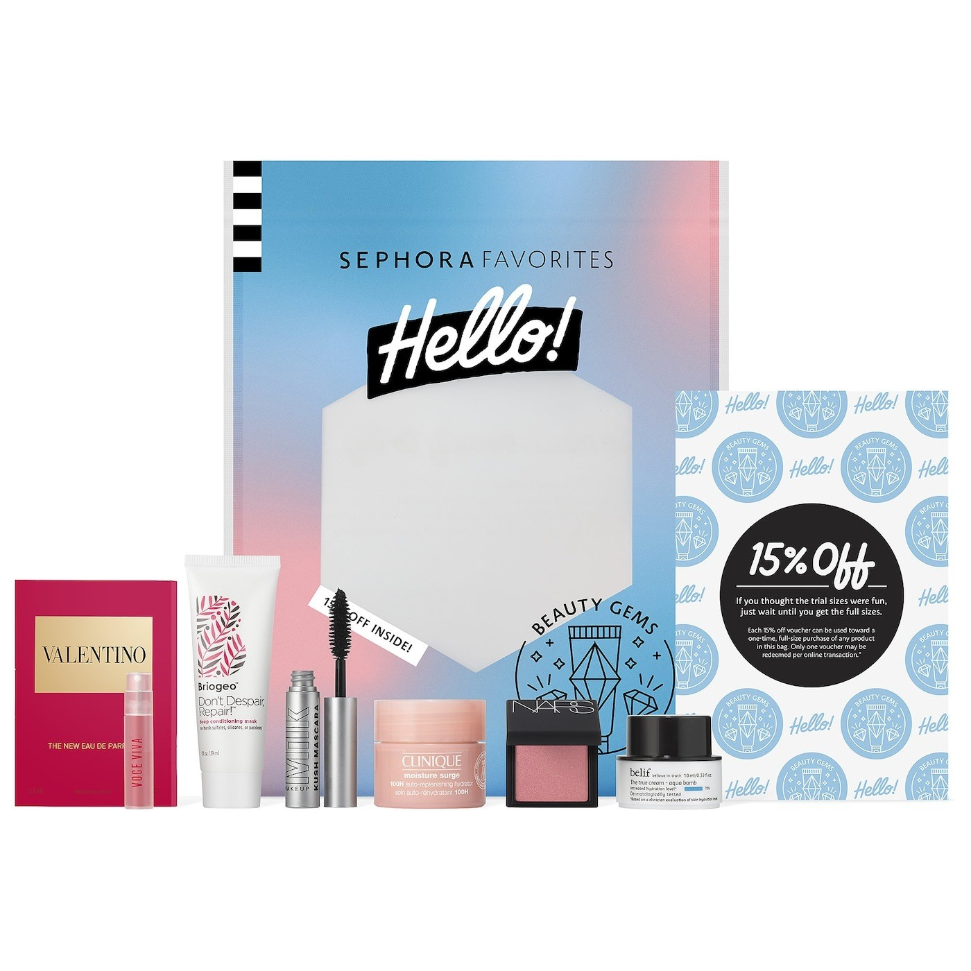 SEPHORA Favorites Hello! Beauty Big Shots – On Sale Now