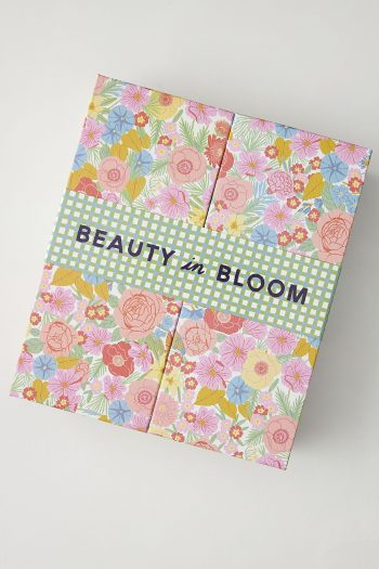 Anthropologie Beauty In Bloom Mother's Day Gift Set Advent Calendar – On Sale Now!
