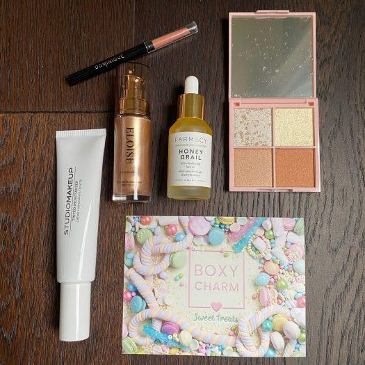 BOXYCHARM April 2021 Subscription Box Review + Coupon Code