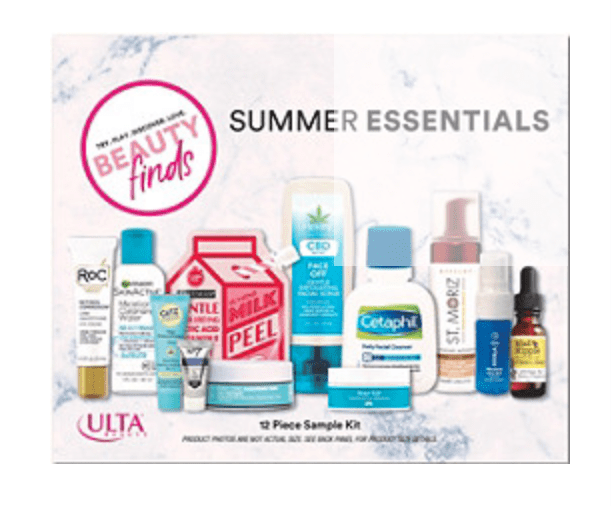 ULTA Summer Essentials Kit – On Sale Now!