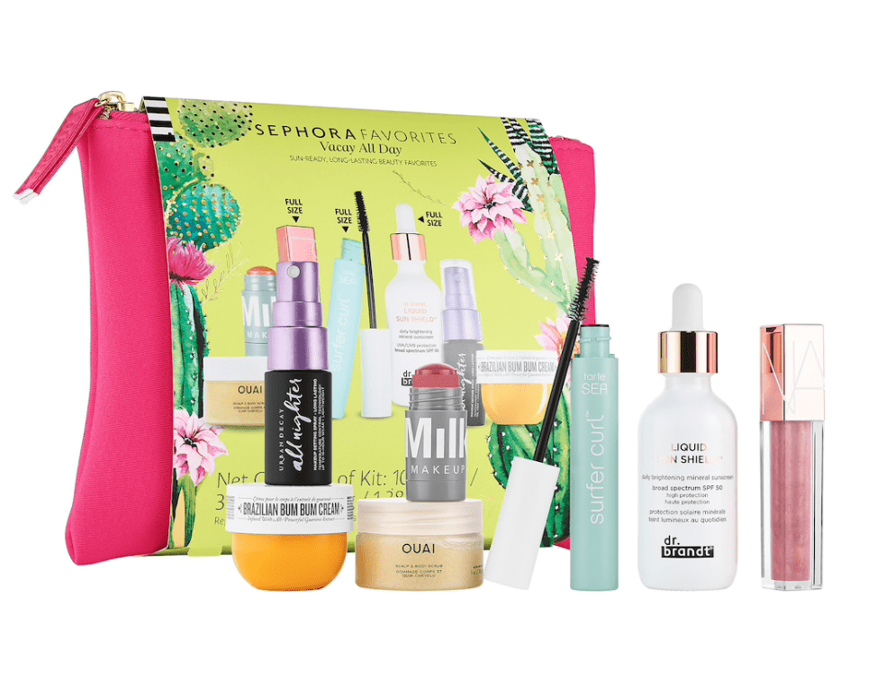 SEPHORA Favorites Vacay All Day Set – On Sale Now