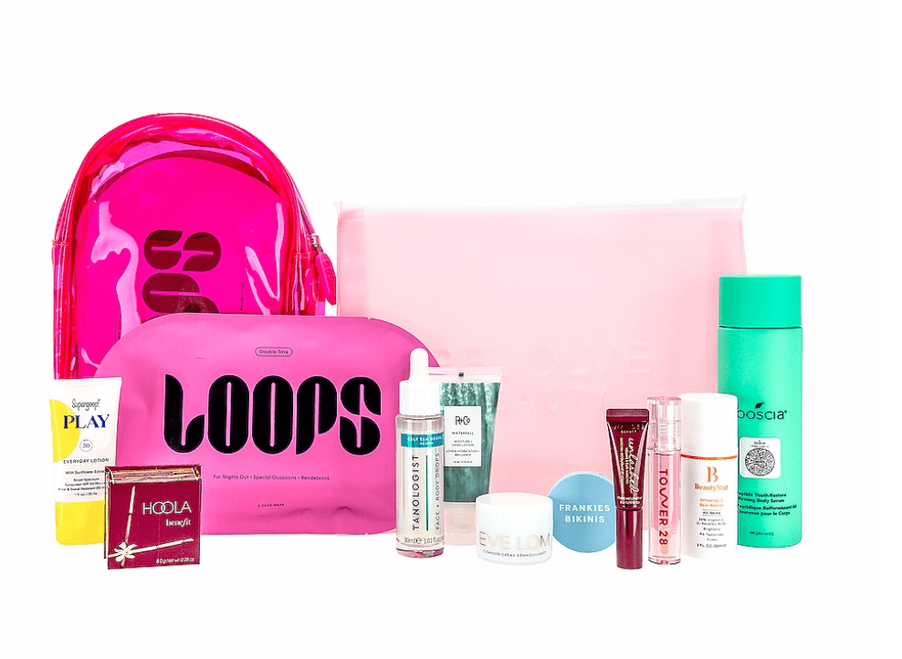 REVOLVE Spring Essentials Beauty Bag  – On Sale Now!