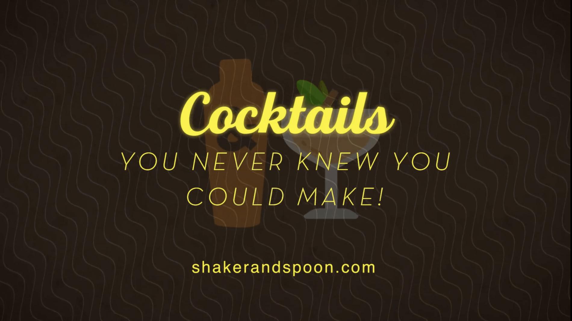 Shaker and Spoon June 2021 Spoilers