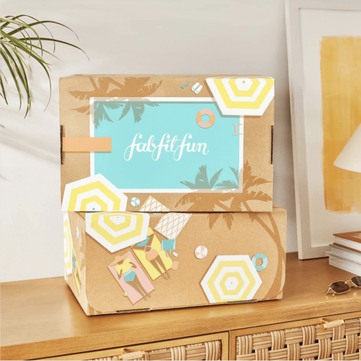 FabFitFun Flash Sale: Get a Free Bonus Summer Box!