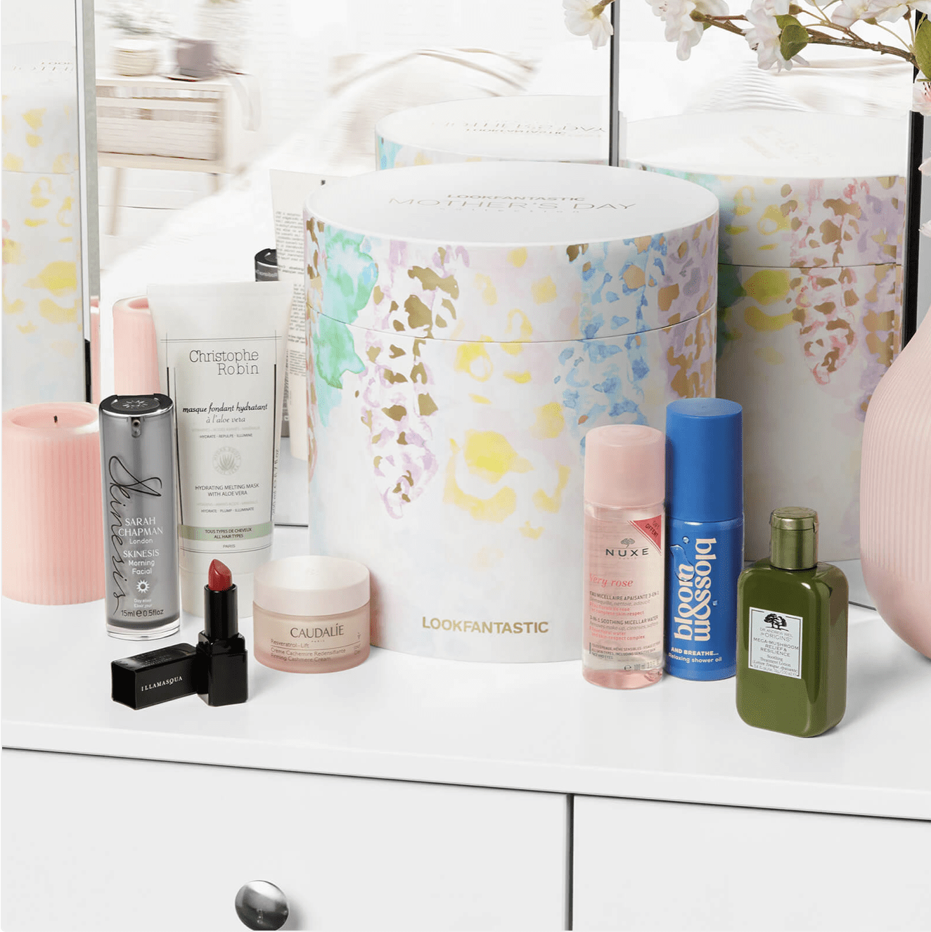 lookfantastic x Mother's Day Limited Edition Beauty Box – On Sale Now!