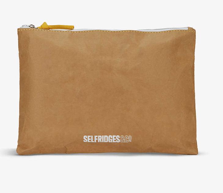 Selfridges Project Earth Beauty Bag 2.0 – On Sale Now