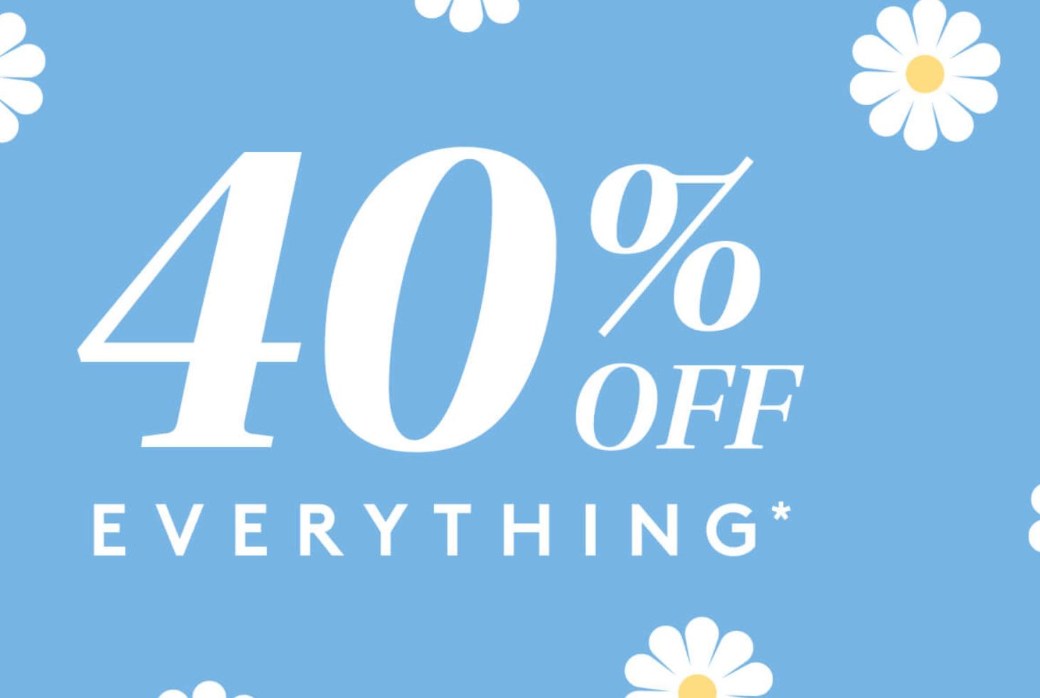 Birchbox – Save 40% Off EVERYTHING
