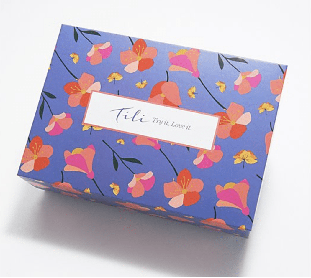 QVC TILI Try It, Love It 8pc Spring Glow Beauty Sampling Box – On Sale Now
