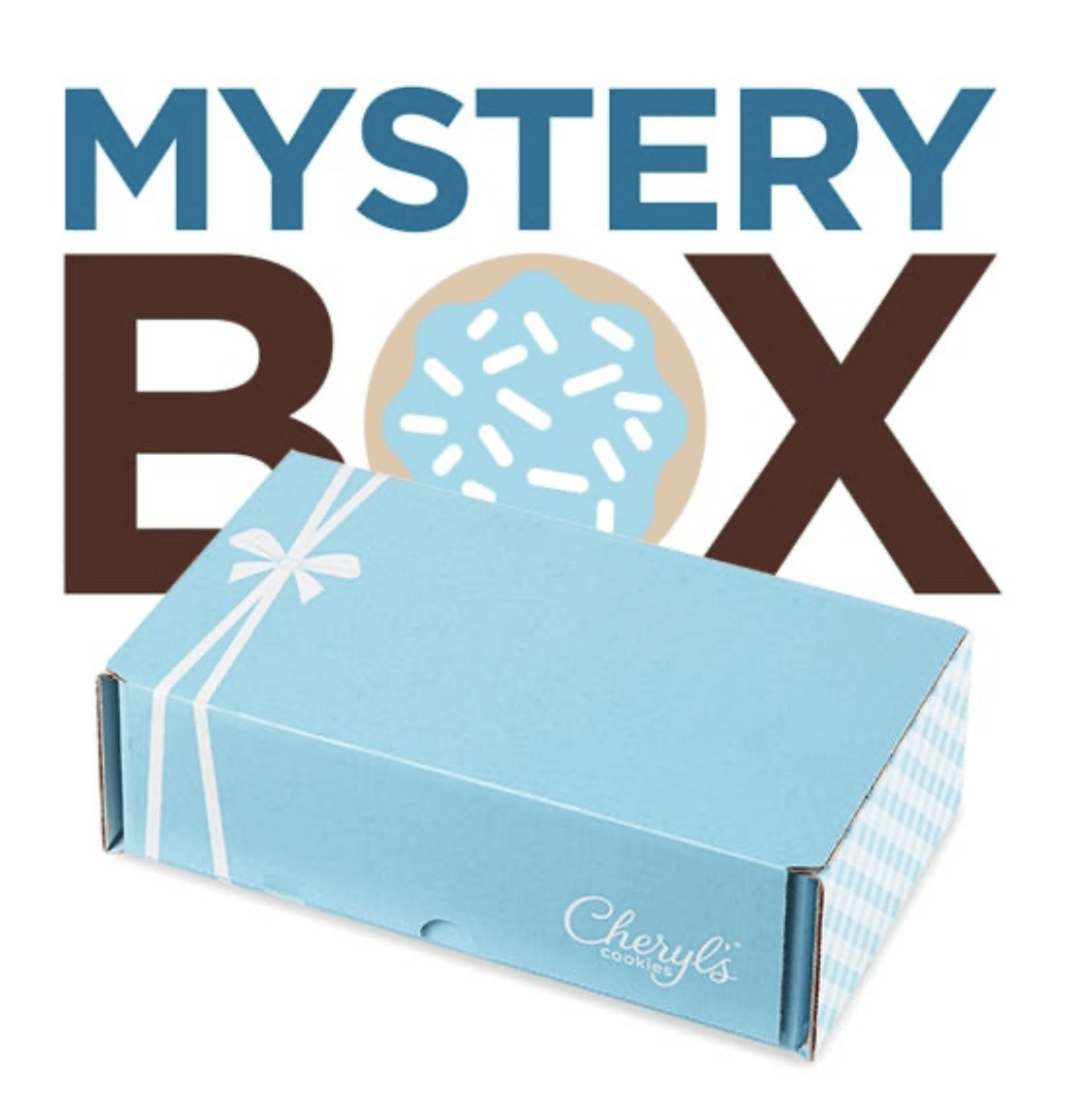 Cheryl's Cookies Mystery Flavors Cookie Box – On Sale Now!
