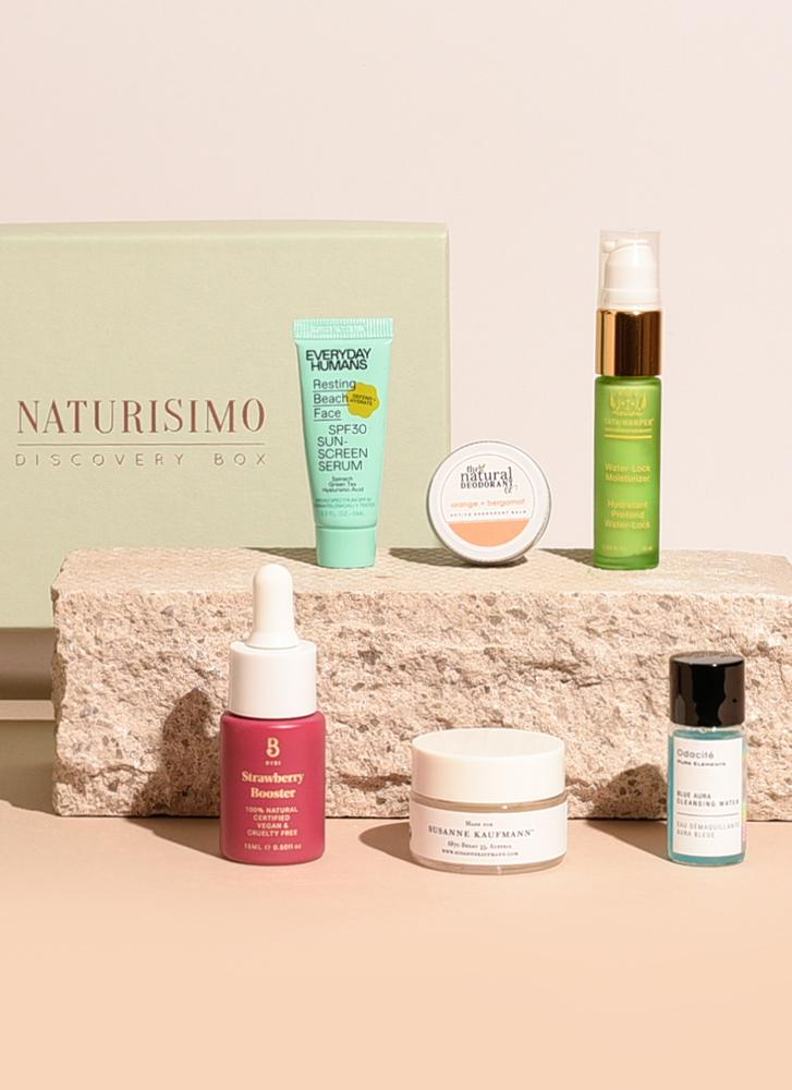 Naturisimo Earth Day Exclusive Discovery Box – On Sale Now