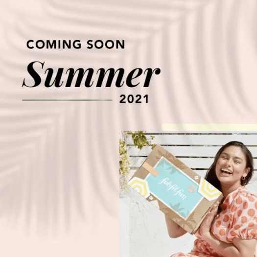 FabFitFun Summer 2021 Box Spoiler #1