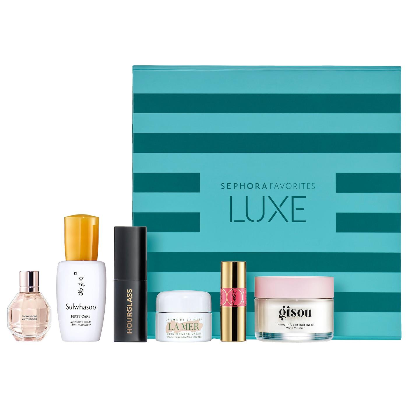 New Sephora Favorites LUXE The Upgrade Collection – On Sale Now!