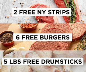 Butcher Box – FREE BBQ Bundle
