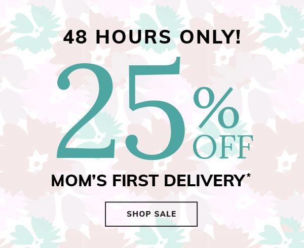Cratejoy Mother's Day Sale – Save 25% off Your First Month of Select Boxes