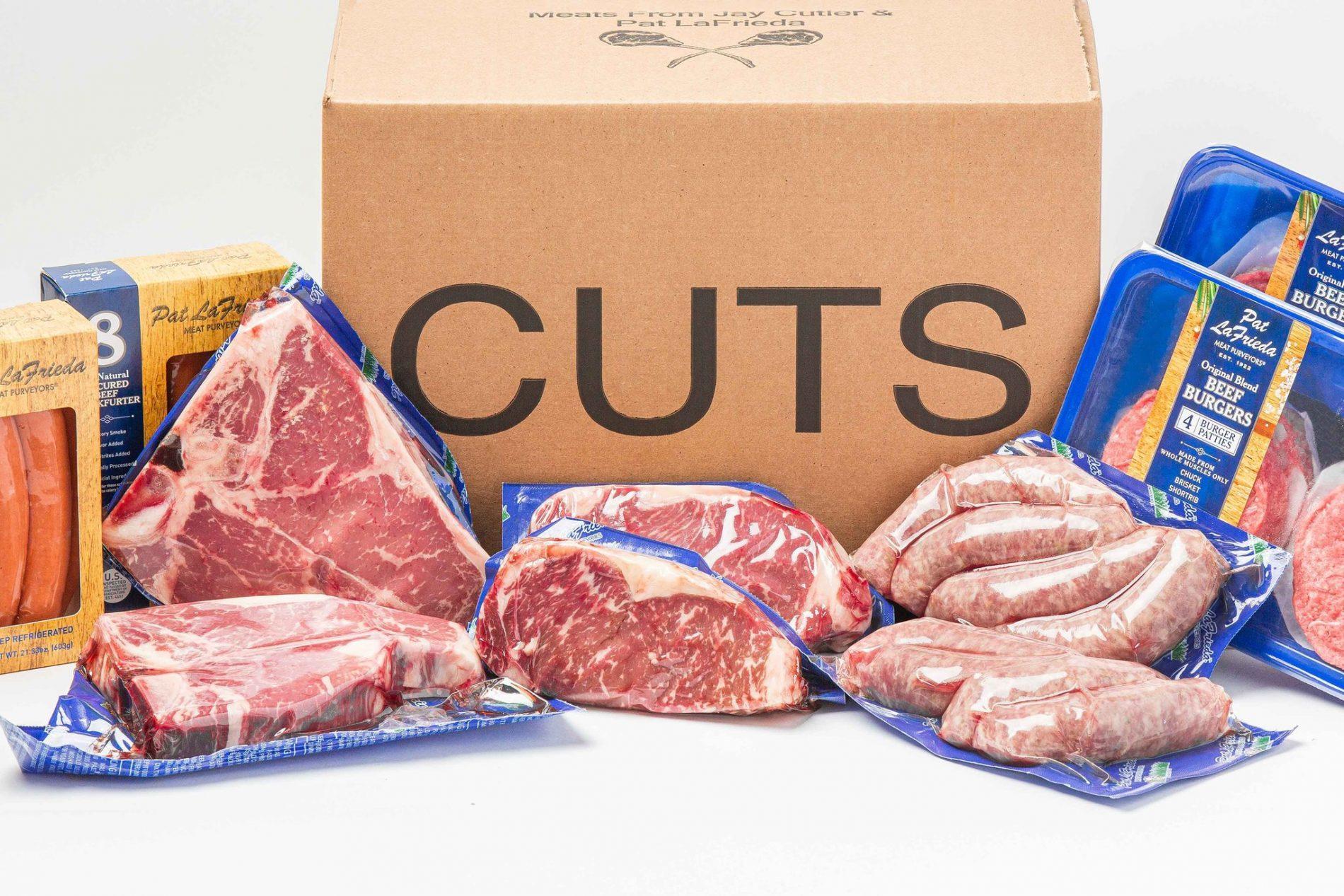 New Box Alert: CUTS by Jay Cutler x Pat LaFrieda