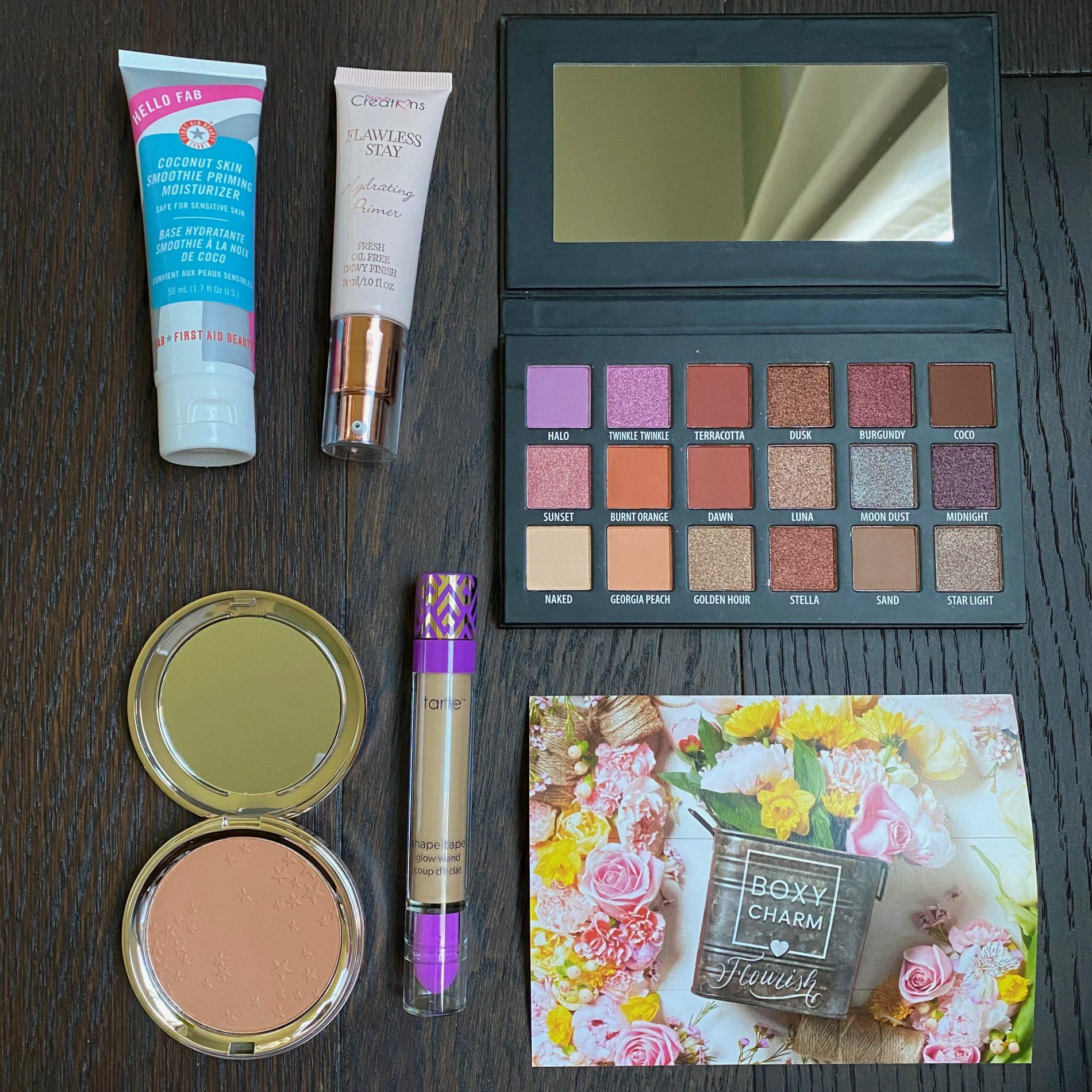 BOXYCHARM May 2021 Subscription Box Review + Coupon Code