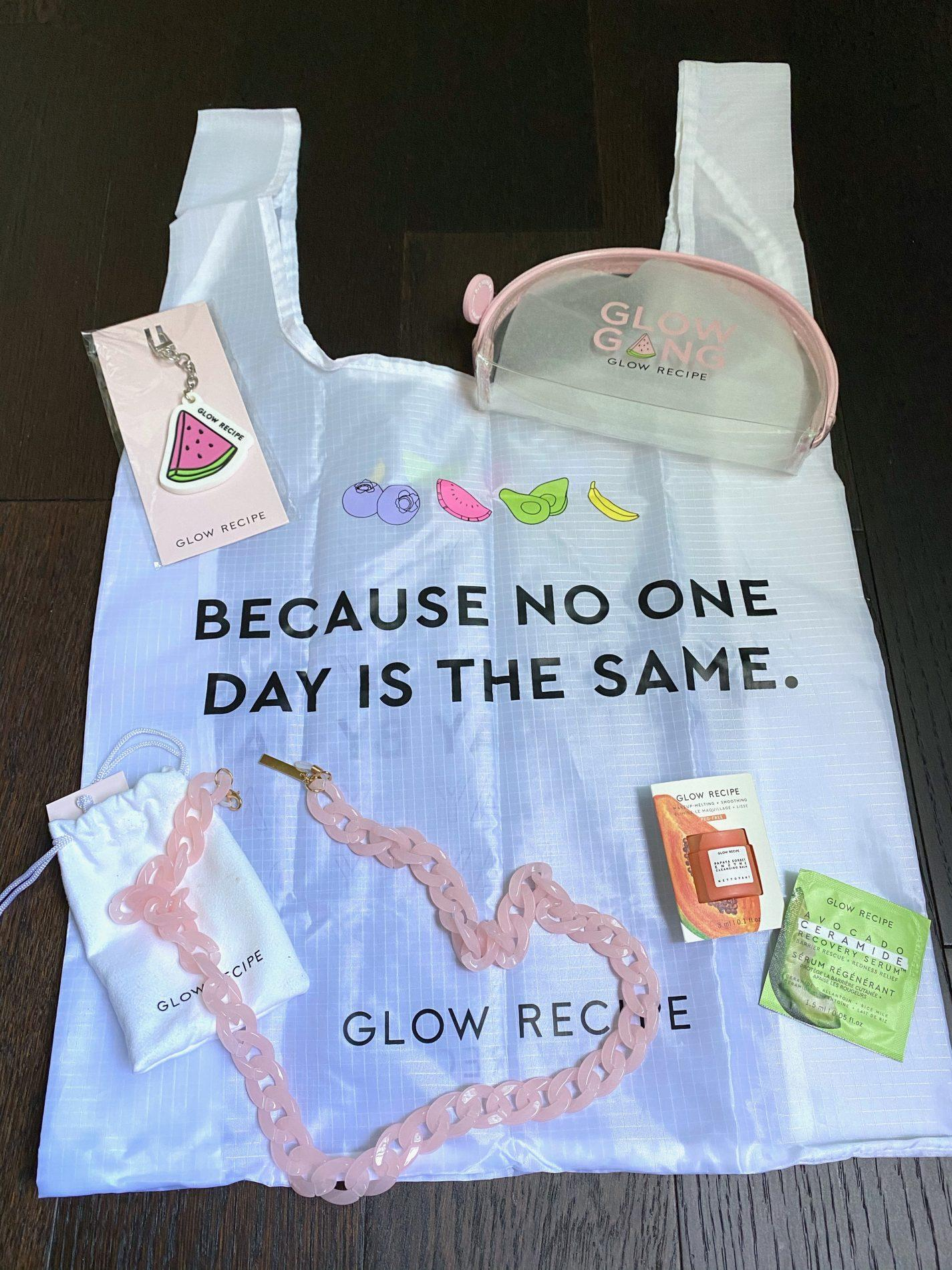 Glow Recipe Glow on the Go Mystery Box Review