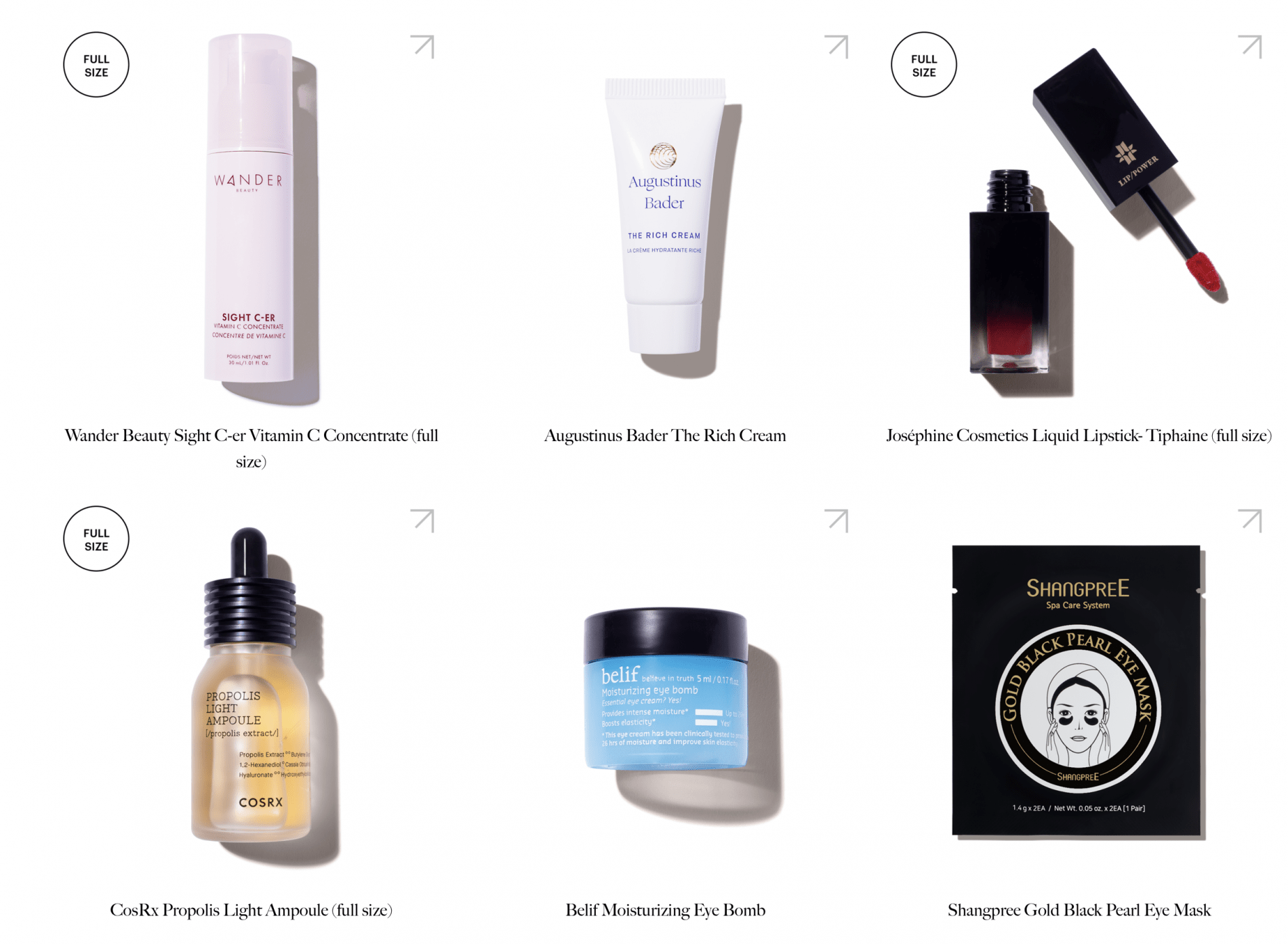 Allure Beauty Box - May 2021 Box on Sale Now + Two FREE New Subscriber Gifts