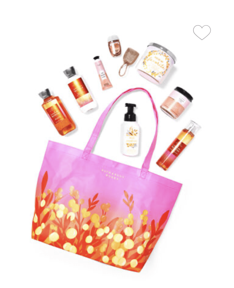 Bath & Body Works Mother's Day 2021 Tote – On Sale Now!
