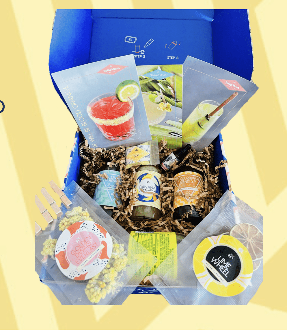 New Box Alert: Jolly Hour Box