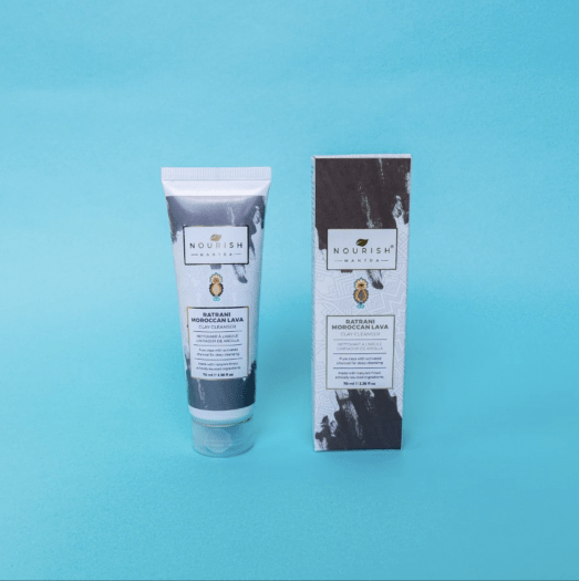 Ratrani Moroccan Lava Clay Cleanser from Nourish Mantra