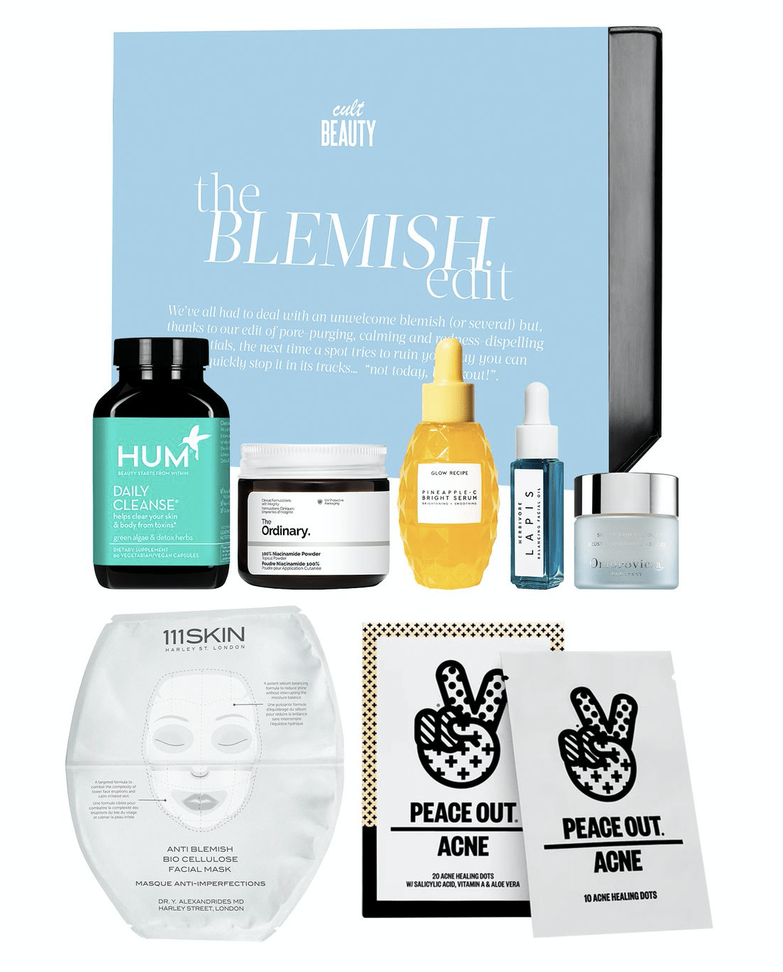 The Cult Blemish Edit – Coming Soon