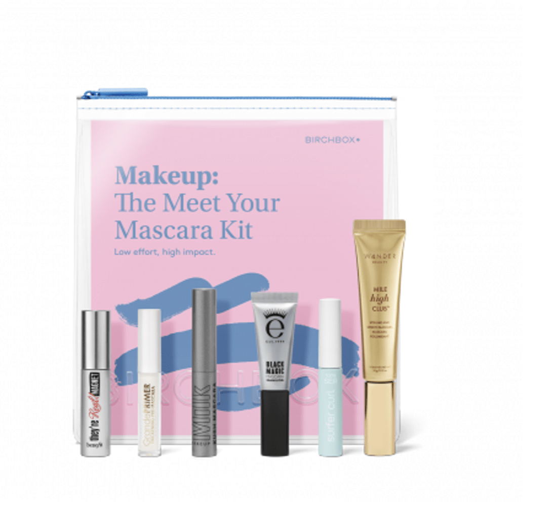 Birchbox The Meet Your Mascara Kit – On Sale Now