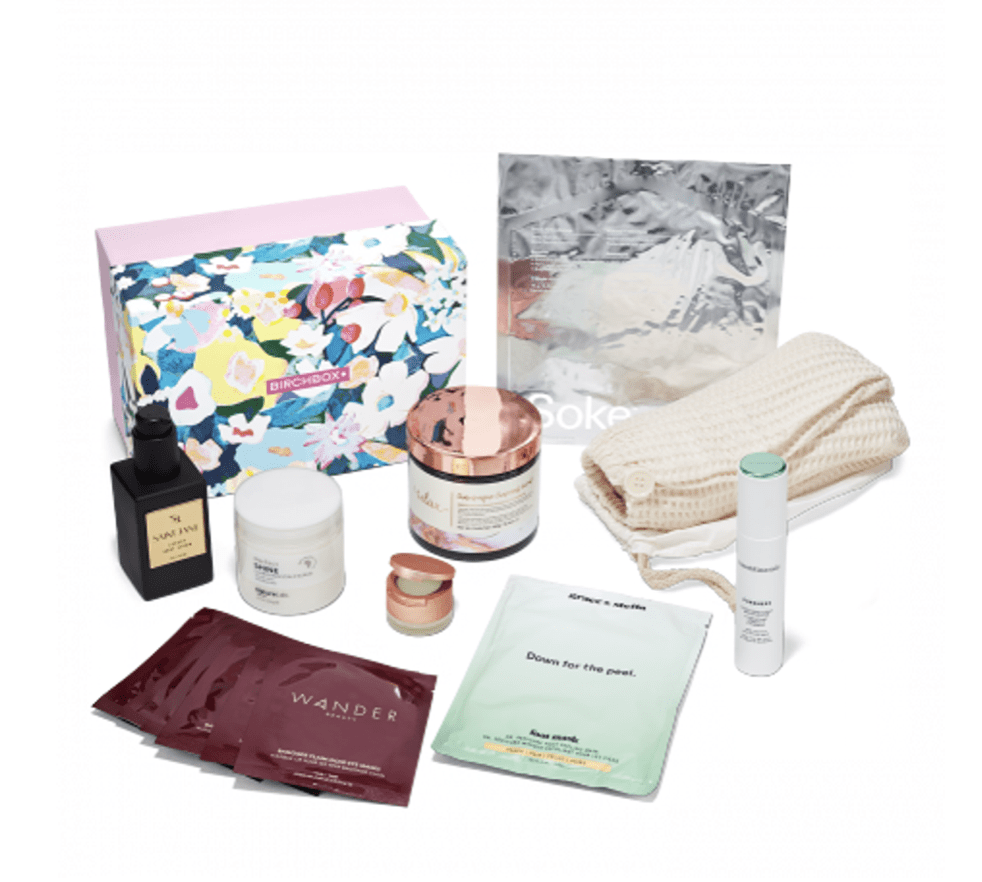 Birchbox Limited Edition: Head-to-Toe Beauty – On Sale Now!