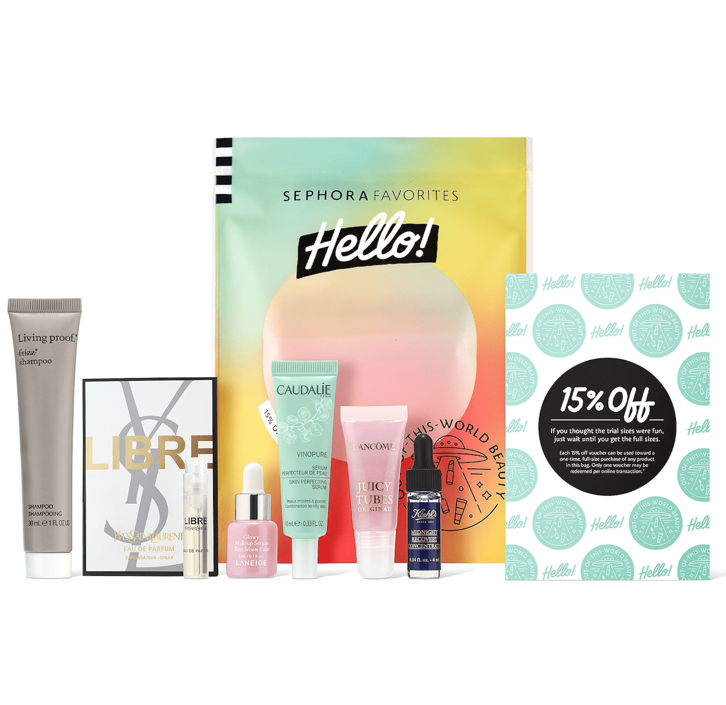 New Sephora Favorites Hello! –Out-Of-This-World Beauty Set – On Sale Now!