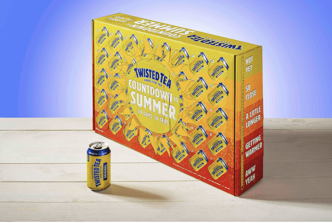 Twisted Tea Countdown to Summer Pack