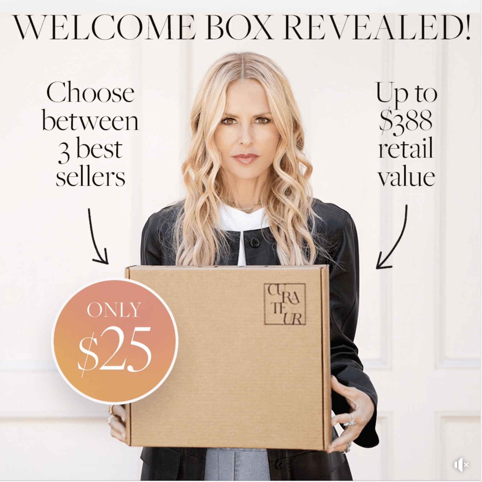 CURATEUR Summer 2021 Golden Hour Welcome Box – Just $25!