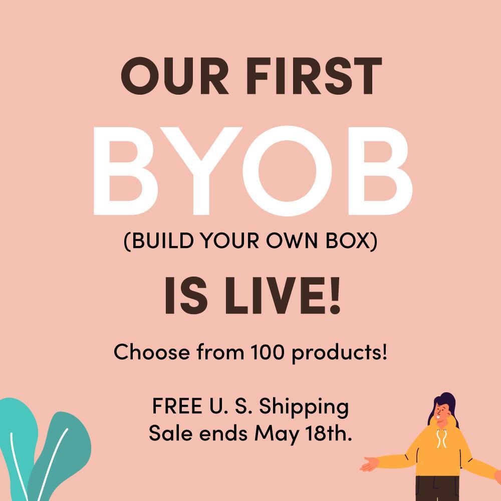 Bombay & Cedar Build-Your-Own-Box!