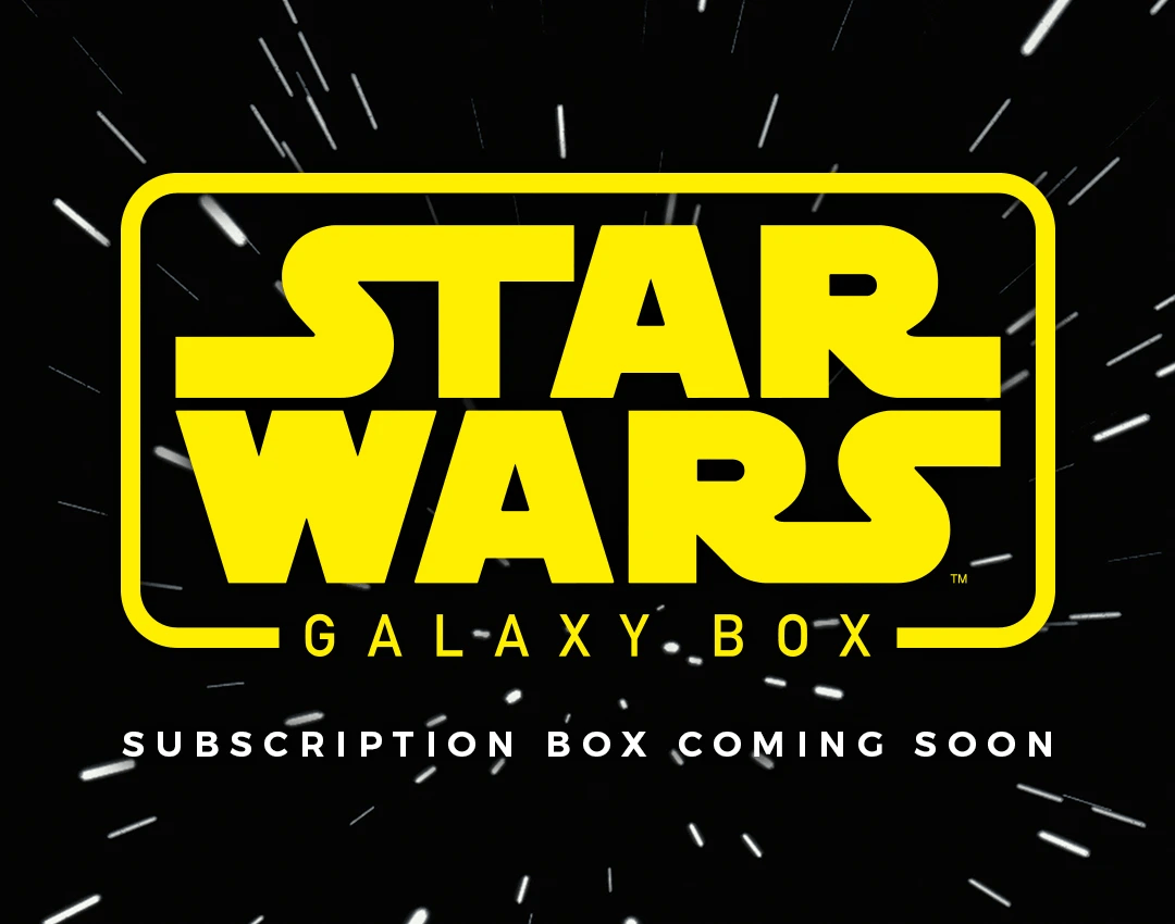 New Box Alert: Star Wars Galaxy Box from CultureFly