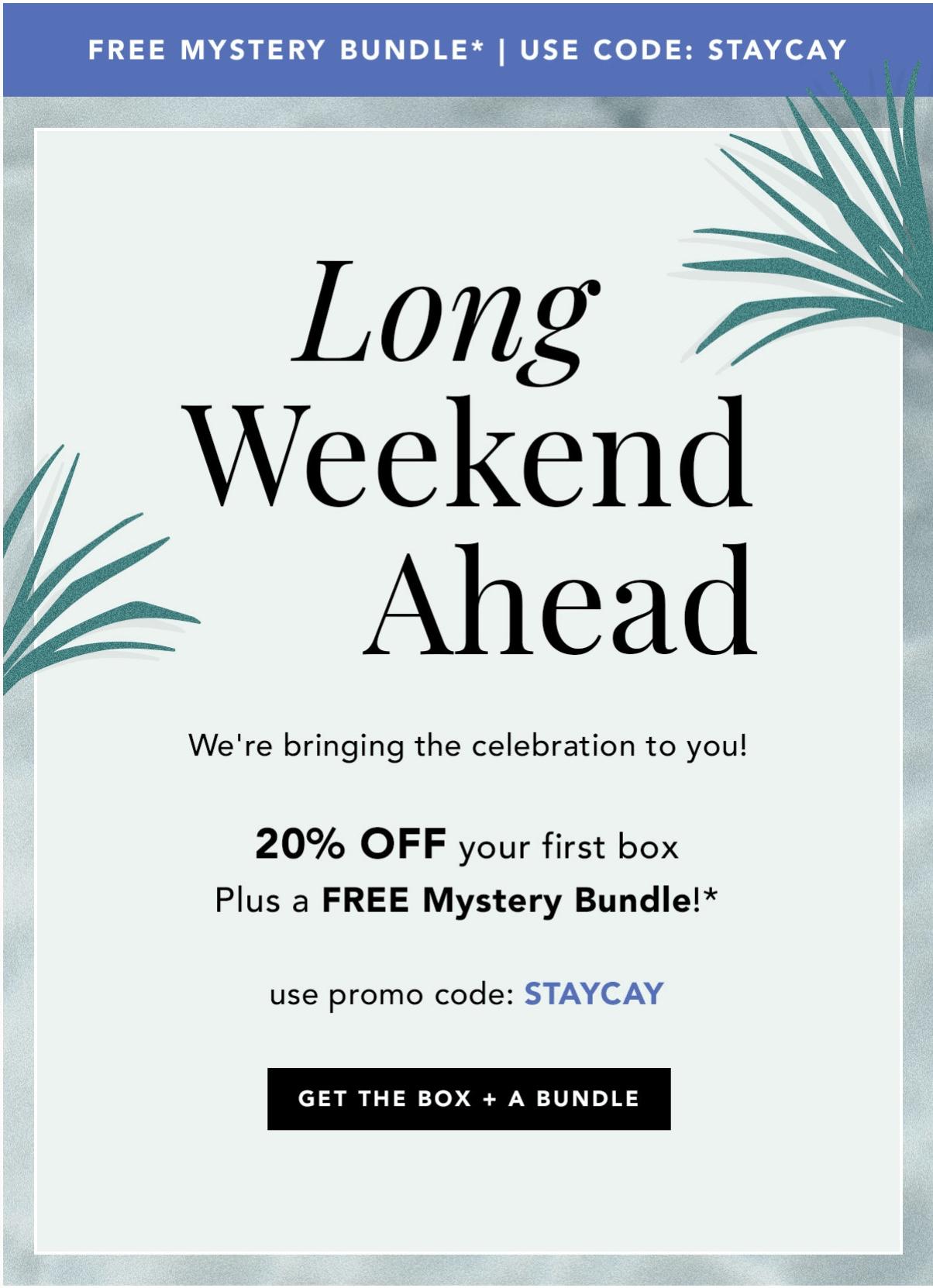 FabFitFun Memorial Day Sale – Free Mystery Bundle + 20% Off!