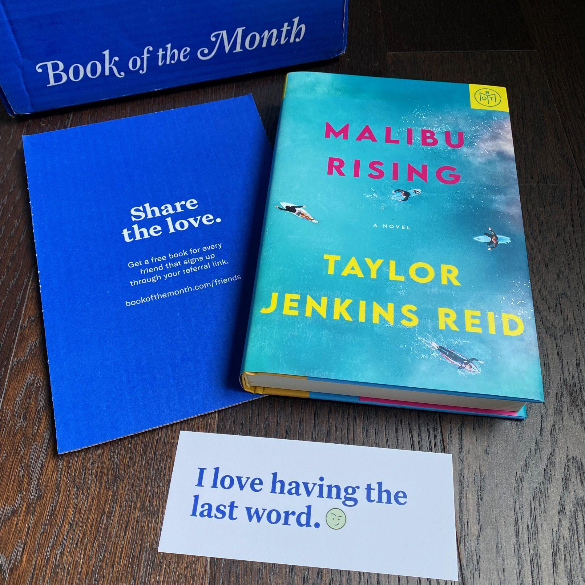 Book of the Month Review + Coupon Code – June 2021