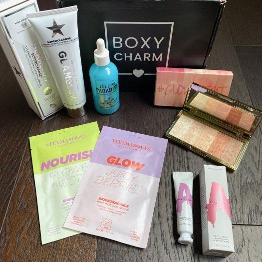 BOXYCHARM June 2021 Subscription Box Review + Coupon Code