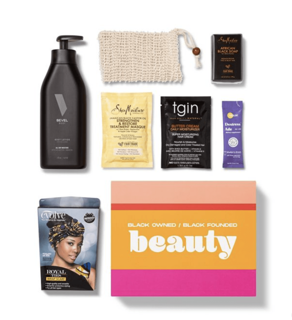 Target Beauty Capsule Black Owned Beauty Bath and Body Gift Set – On Sale Now!