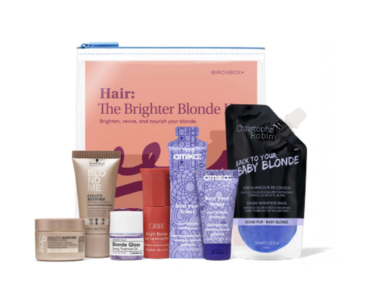 Birchbox The Brighter Blonde Kit – On Sale Now