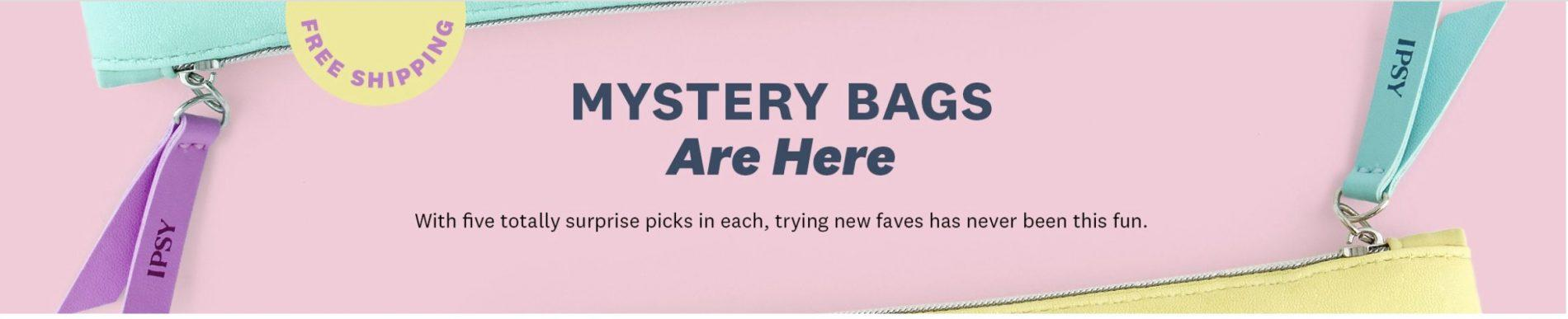 Ipsy June 2021 Mystery Bags – On Sale Now!