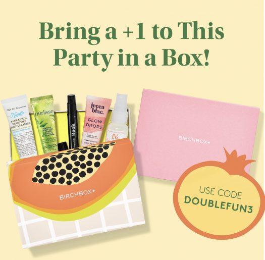 Birchbox Coupon - FREE Bonus Box with New Subscriptions