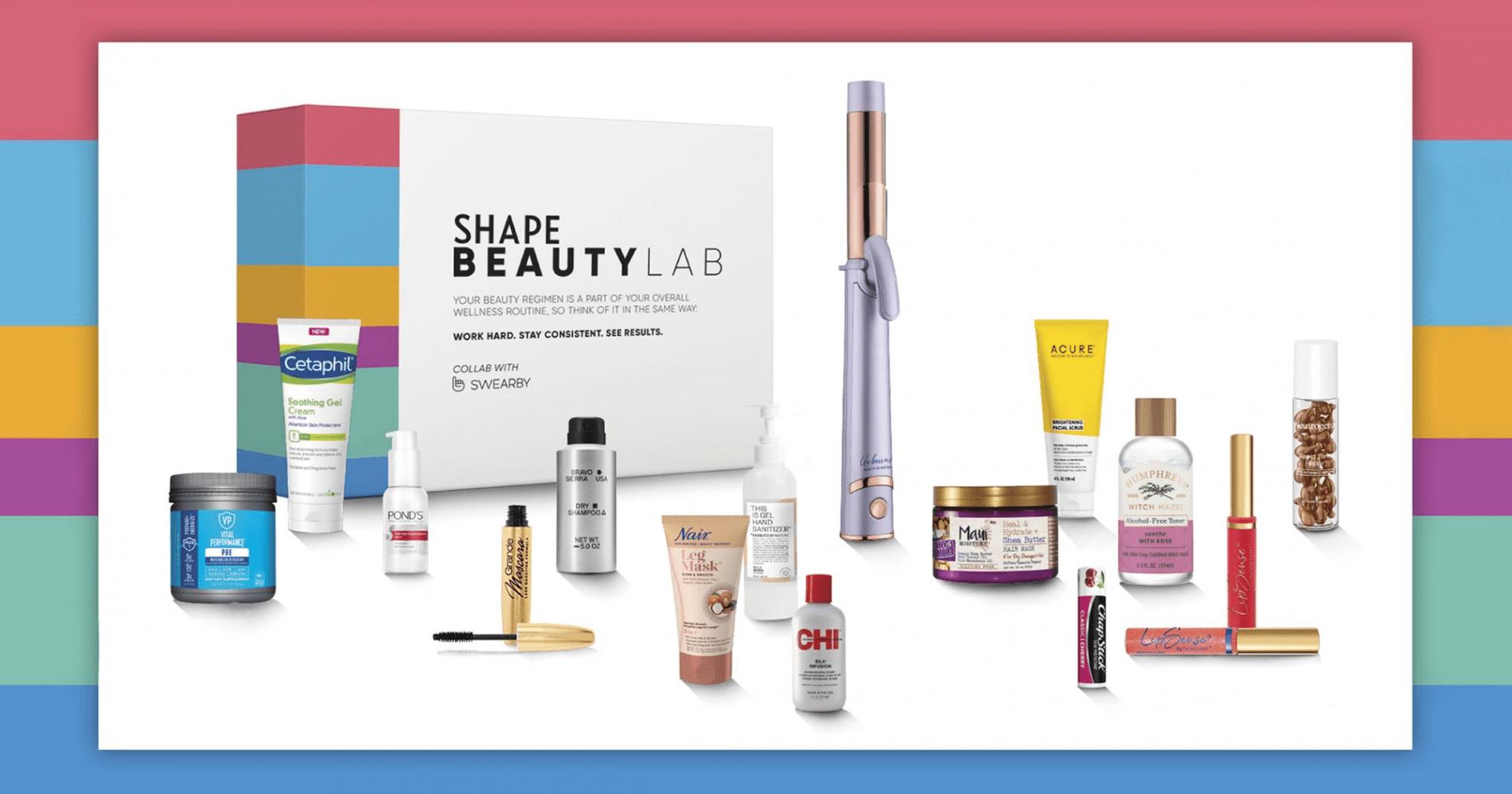 Summer 2021 Shape Beauty Lab Box – On Sale Now!