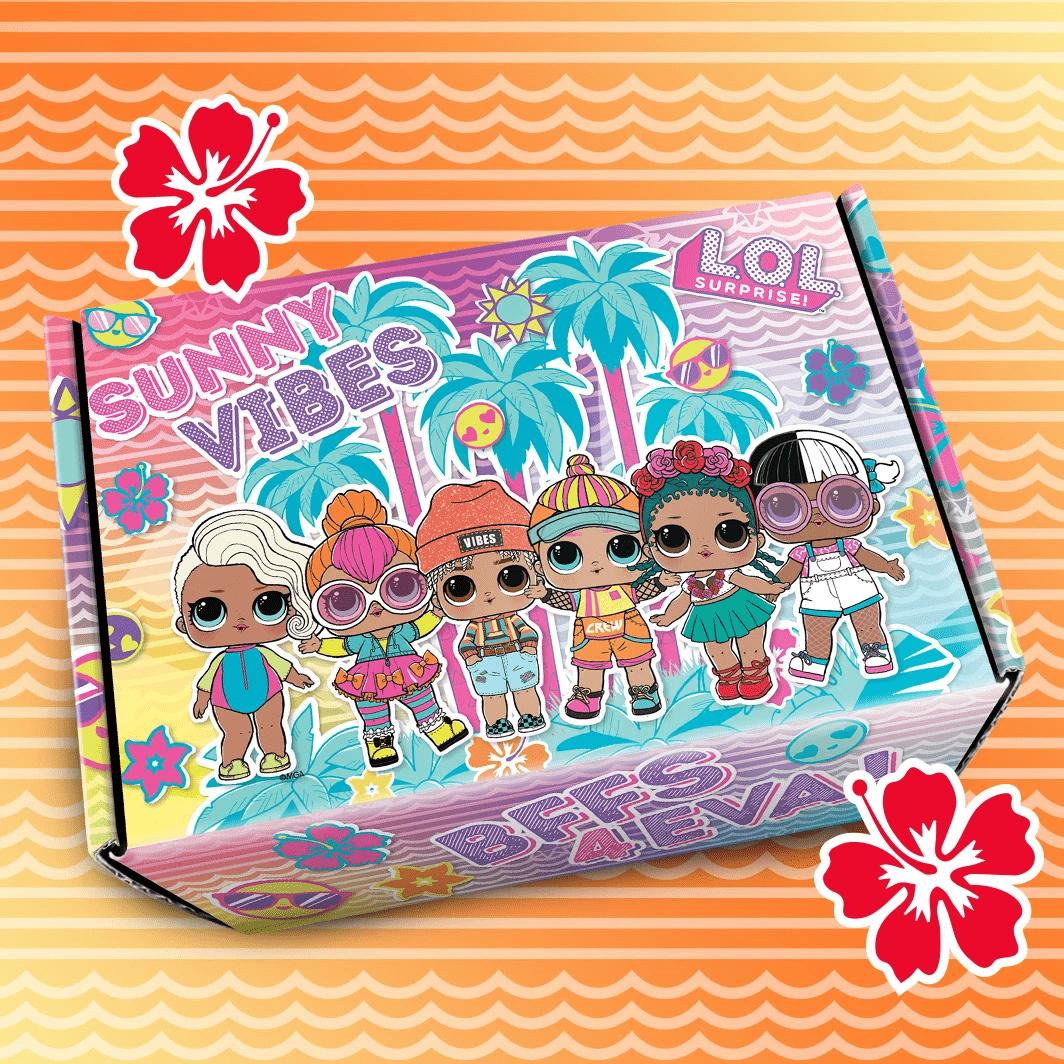 L.O.L. Surprise Box Summer 2021 Box – Spoiler #1