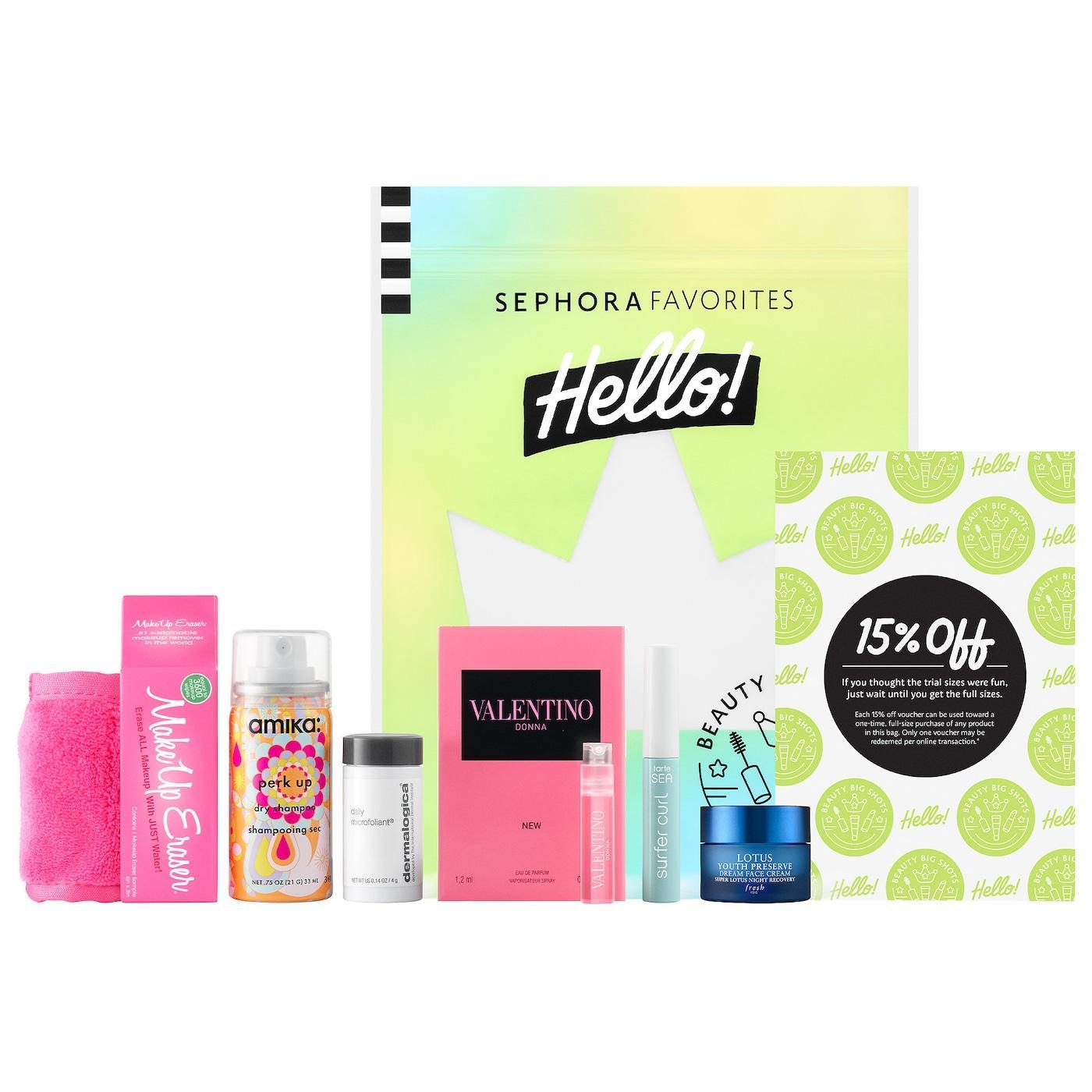 Sephora Favorites Hello! Greatest Beauty Hits – On Sale Now!