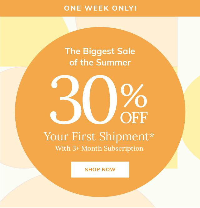 Cratejoy Christmas in July Sale – Save 30% off Your First Month of Select Boxes