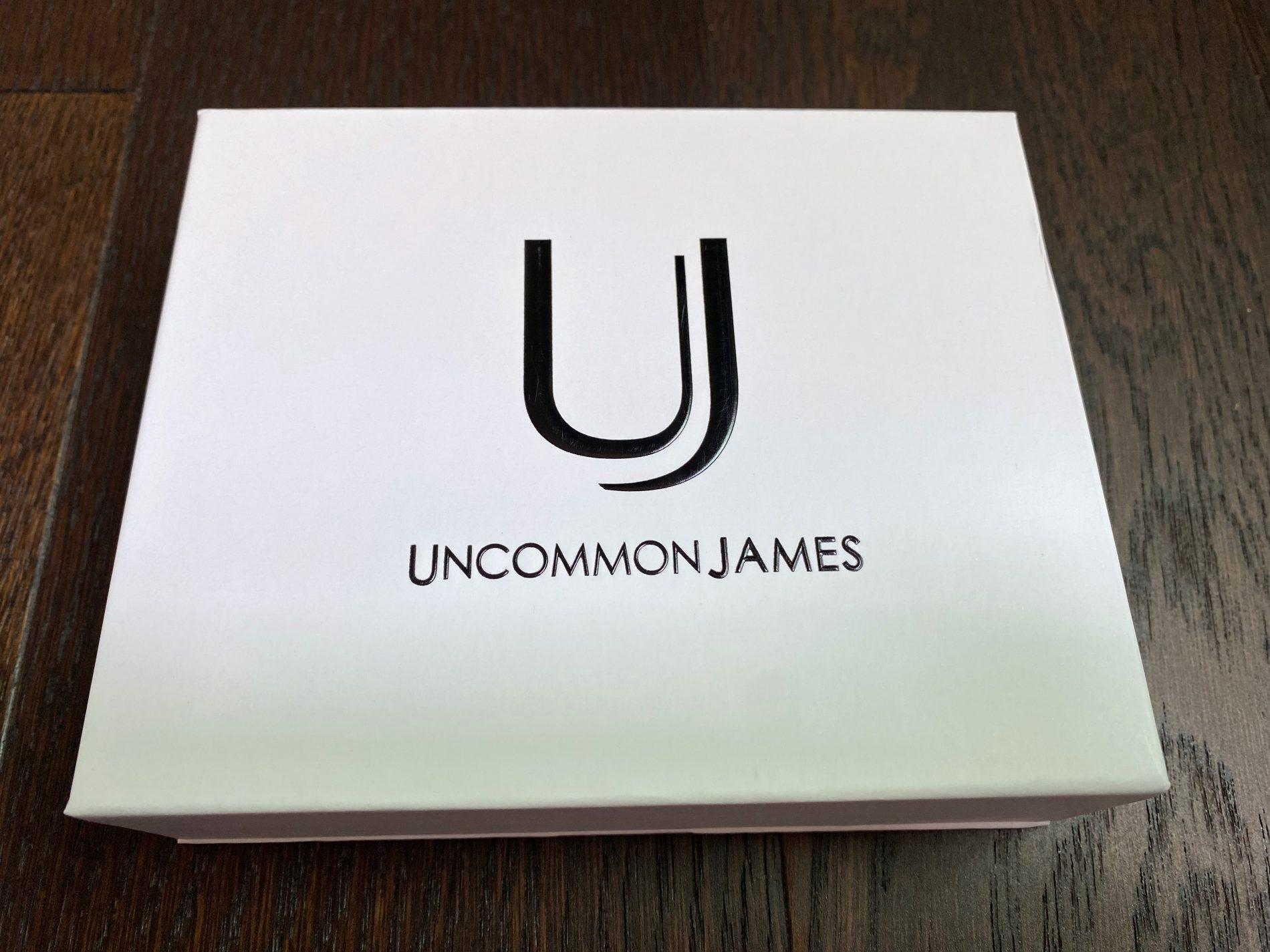 Uncommon James Monthly Mystery Item Review – Fall 2021