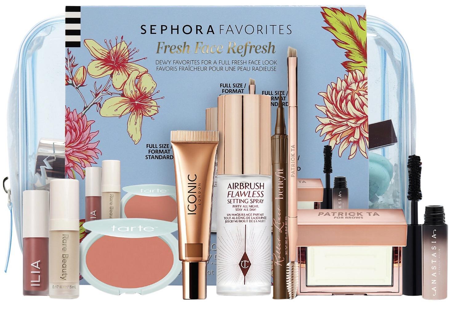 SEPHORA Favorites Fresh Face Refresh Makeup Set – On Sale Now