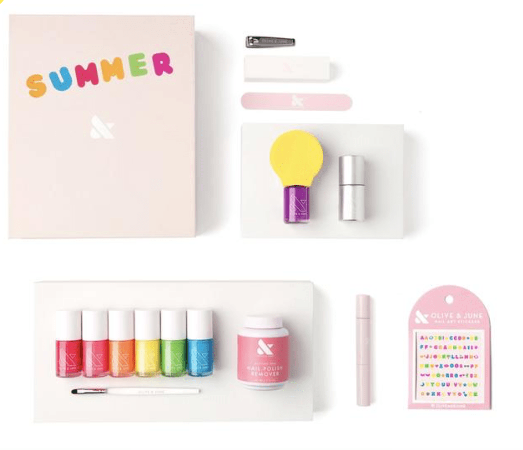 Olive & June Summer 2021 Box – On Sale Now