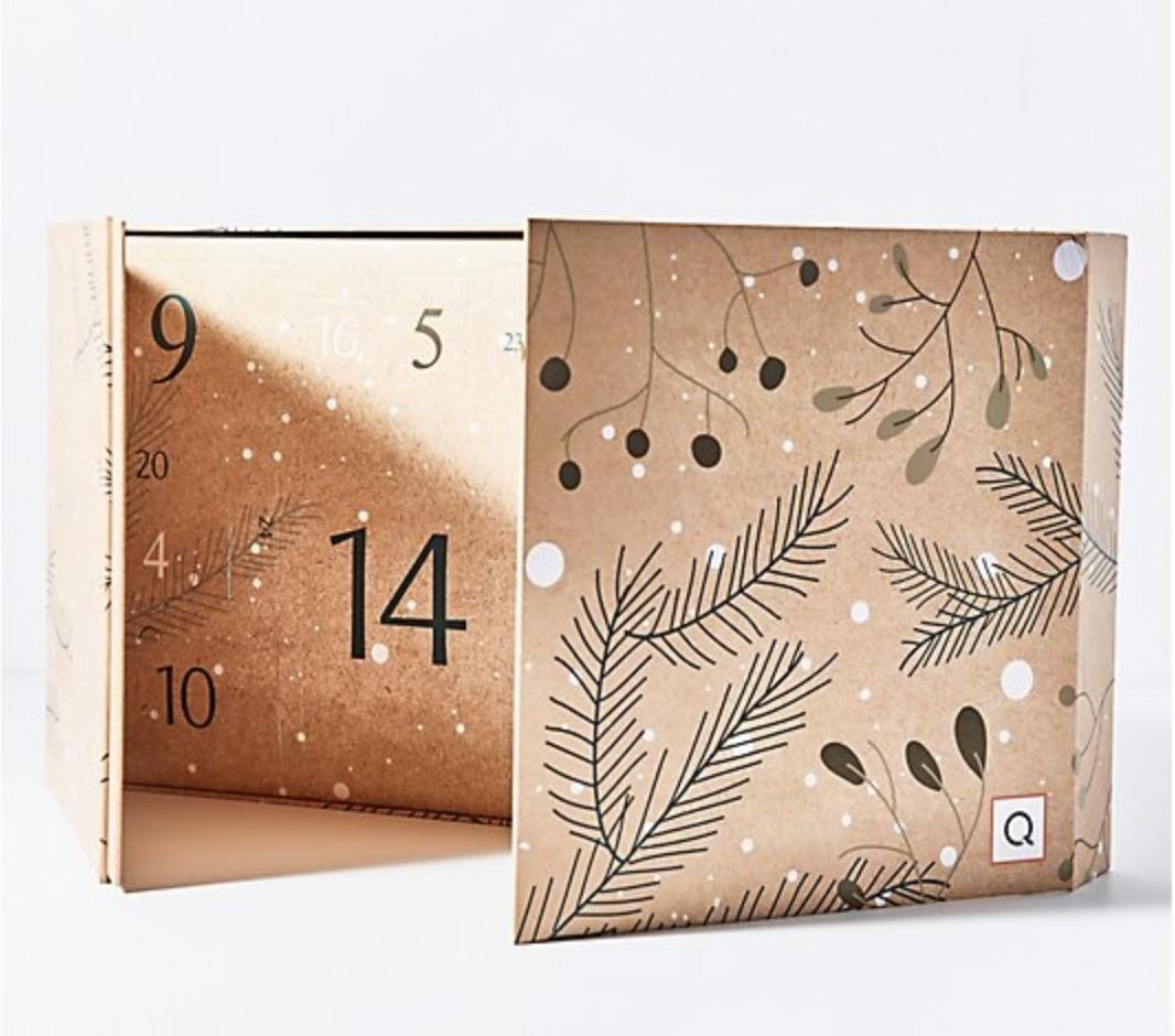QVC TILI Try It, Love It 24-Piece Beauty Holiday Advent Calendar – On Sale Now