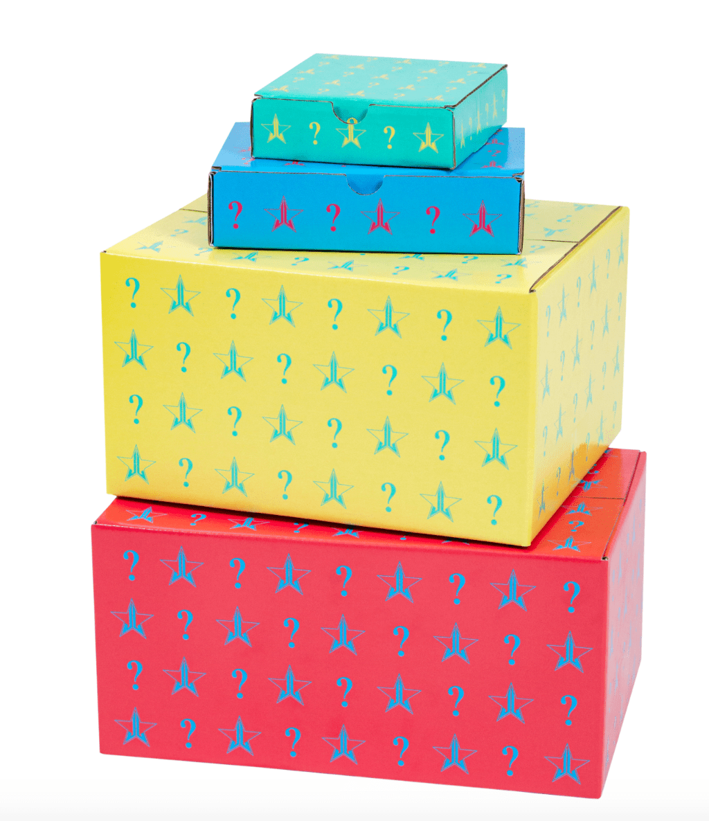 Jeffree Star Summer Mystery Boxes – On Sale Now