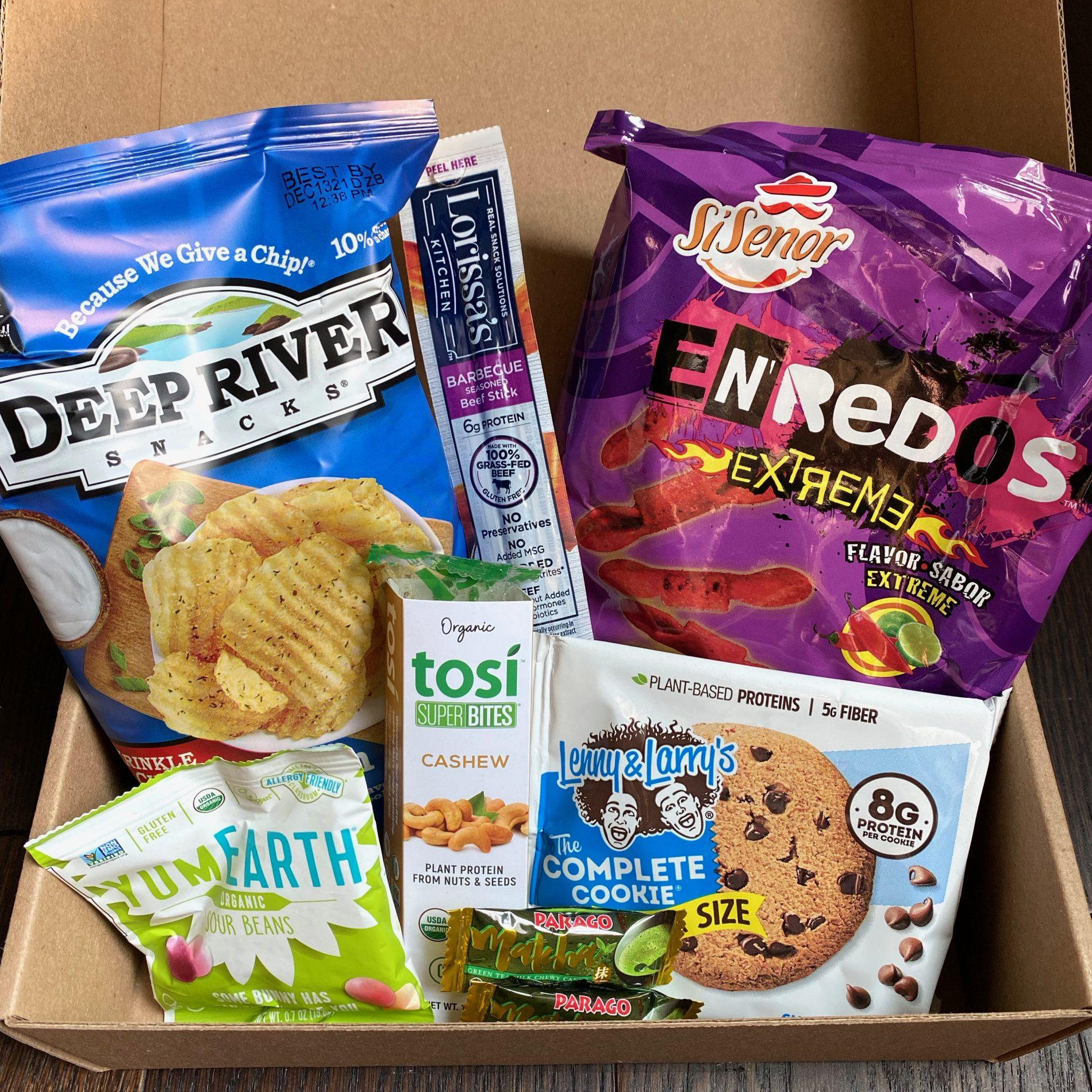 Something Snacks Review – July 2021